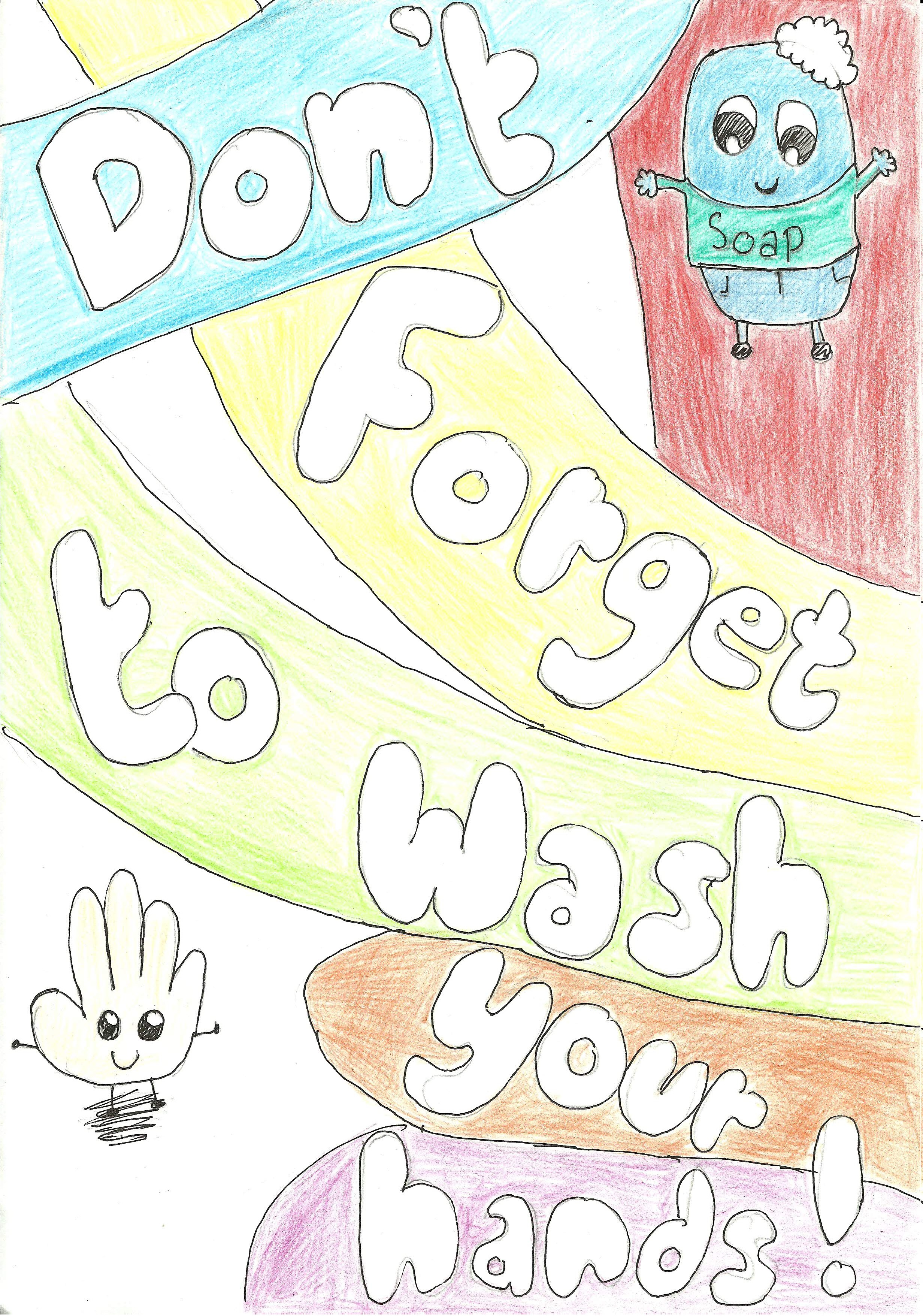 Hand Hygiene Promotion Posters