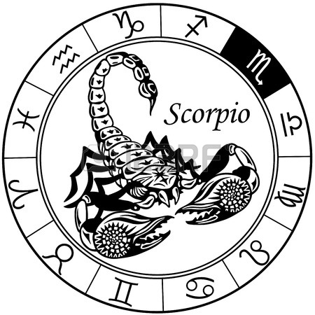 Scorpios born in October