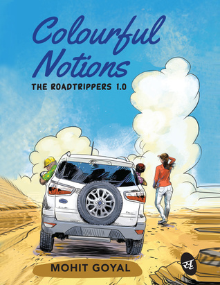 Book Review – Colourful Notions – The Roadtrippers 1.0