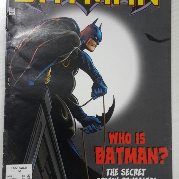 Comic Book Review – Exclusively on Shalzmojo.in