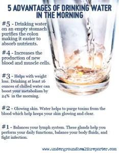 Advantages of Drinking Water - NissaTalks OpenNTalk Isheeria #HumFitTohIndiaFit - #NISSATalks #OpenNTalk #isheeria