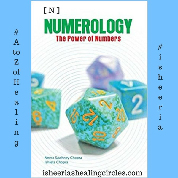 #AtoZofHealing – [N] is for #Numerology – #AtoZchallenge