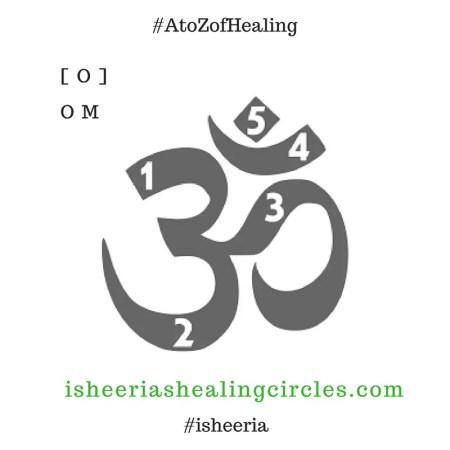 om - isheeria - AtoZofHealing
