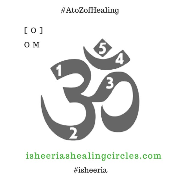 #AtoZofHealing – [O] is for #OM – #AtoZChallenge