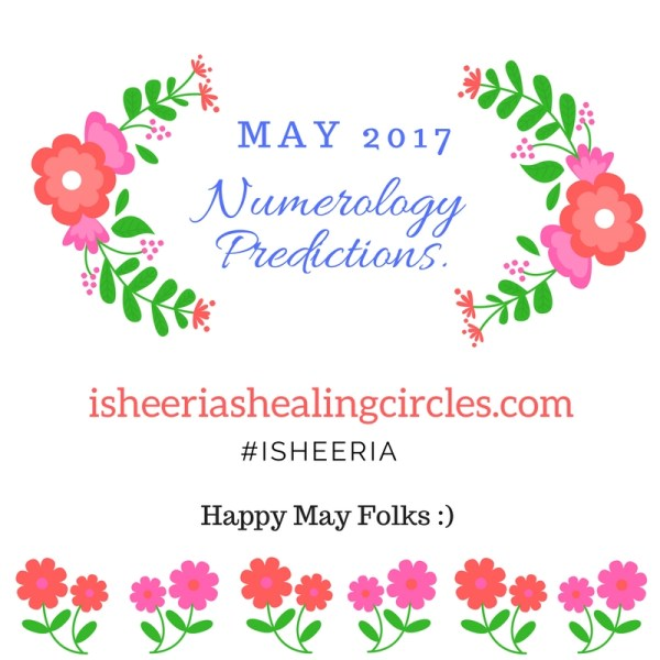 Numerology Predictions – May 2017