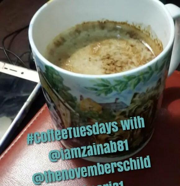 #CoffeeTuesdays #NomNom & #TravelIST by #isheeria