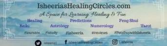 Isheeria's Healing Circles