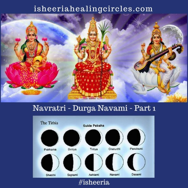 #Navratri – #Durga Navami #isheeria  (1)