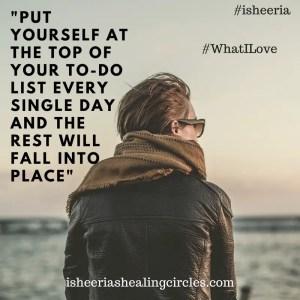 whatilove self love isheeria