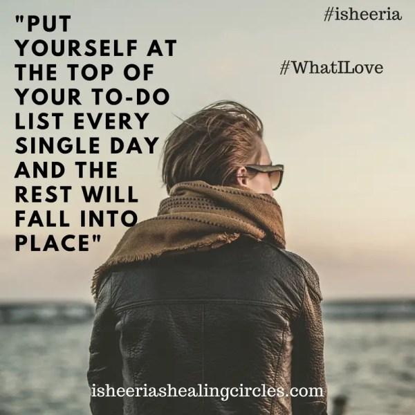 Self Love #WhatILove