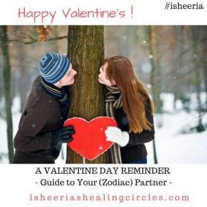 valentine guide zodiac isheeria 2018