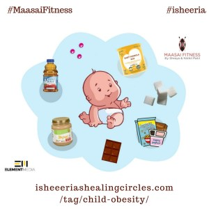 child obesity maasai fitness isheeria