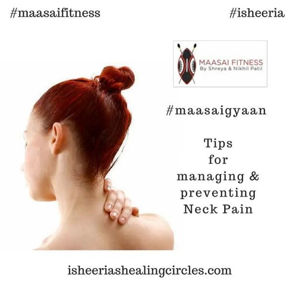 #maasaigyaan: Neck Pain #maasaifitness