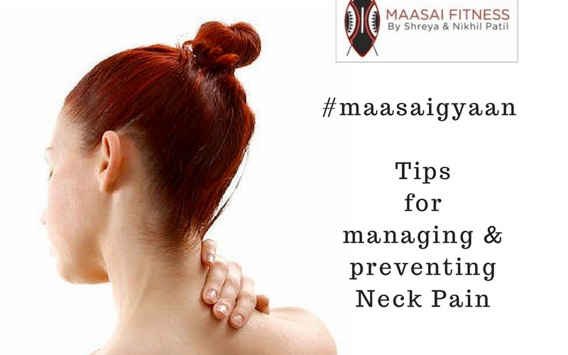 maasai isheeria neck pain tips