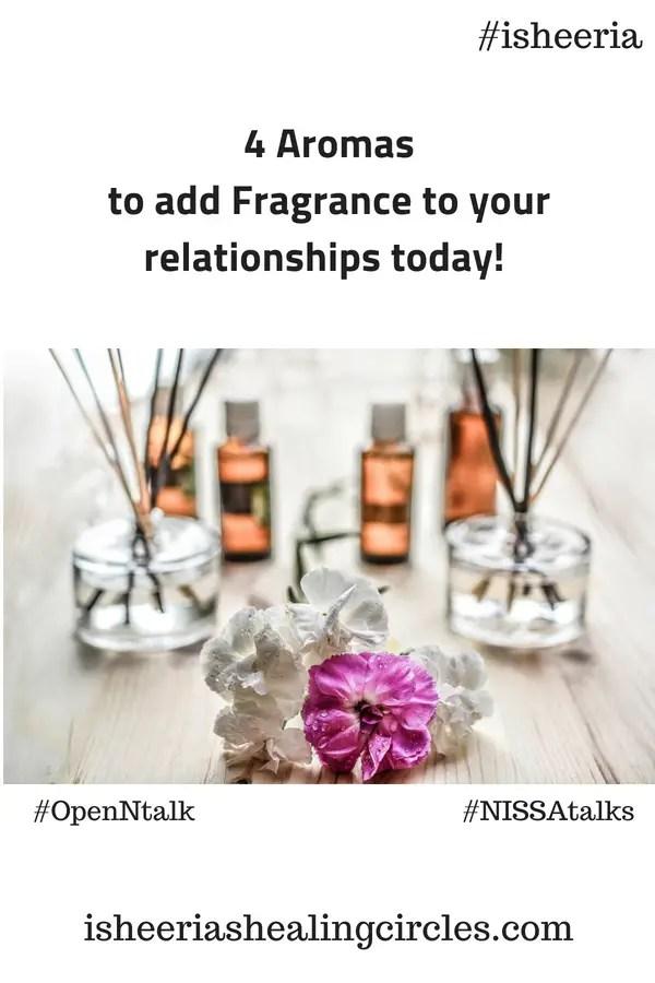 Fragrance in Relationships isheeria