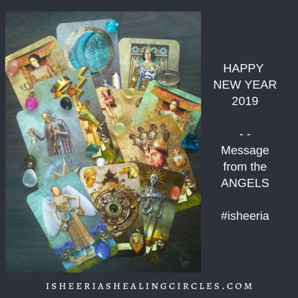 Message from the Angels – 2019 #Angels #isheeria