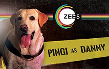Pingi as Danny, A police dog that solves a murder mystery