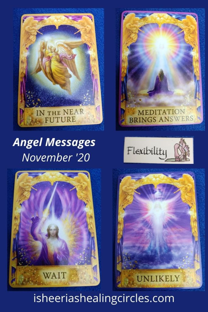 angel messages november 2020