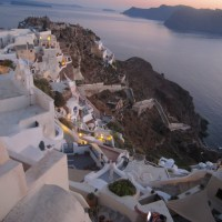I Dream of Santorini