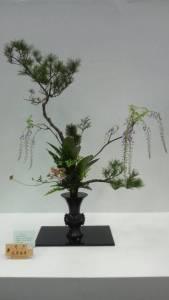 中野区生け花教室2