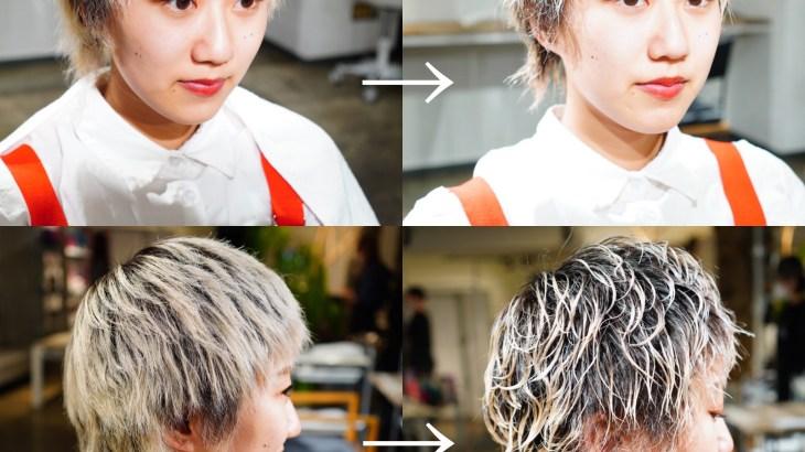 濡らしてスタイリング材をつけるだけ!動画で解説する簡単濡れ髪スタイリングのやり方