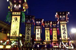 石崎奉燈祭り