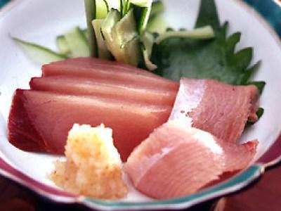 yellow tail (Buri /ブリ)Sashimi