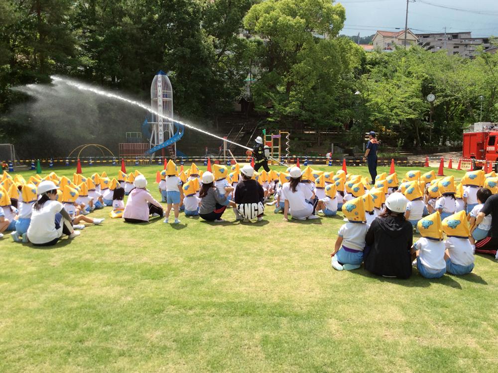 行事6月・消防・防火訓練