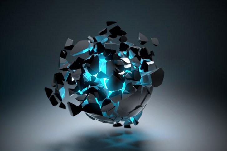 Fracture Voronoi
