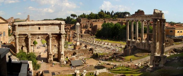 Exploring the Remnants of Ancient Rome