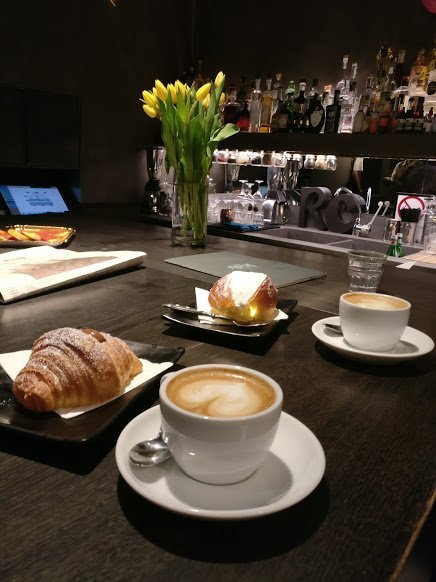 Roscioli Caffè Pasticceria is a Roman institution of pastries, coffee and good food!