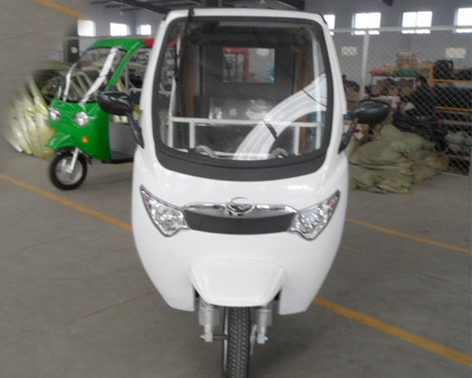 New-age electric Autorickshaw, China