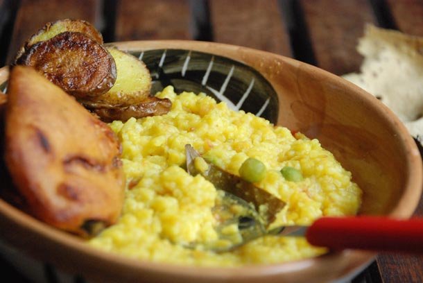Khichuri & Kolkata Soaked Wet In rains
