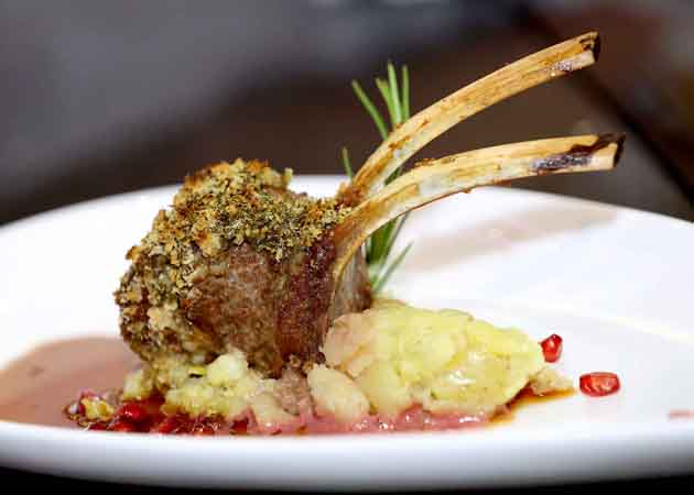 Zatar Lamb & Lemon Crushed Potato with Chef Ron Pietruszka