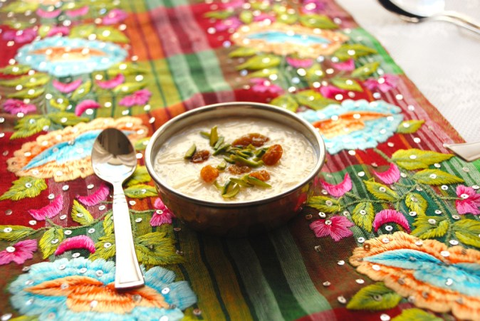 Recipe for Semaiya Kheer or Vermicelli Pudding