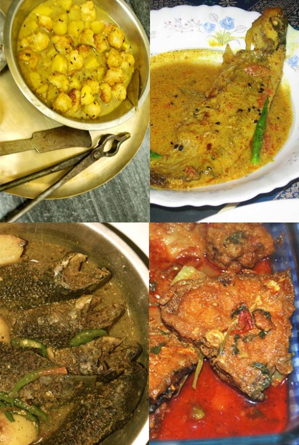 Traditional Bengali Cuisine | All The 'Slight' Details