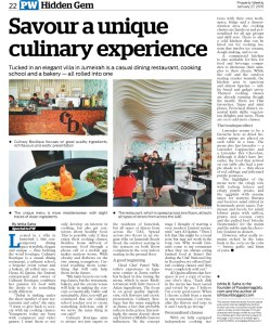 Culinary Boutique in Jumeirah