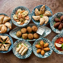 Traditional Ramadan Savoury at The Palace Downtown Dubai