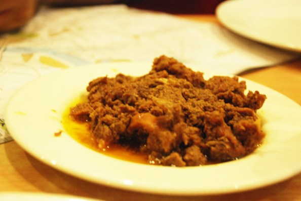 Mutton Chaap, Royal Indian Hotel