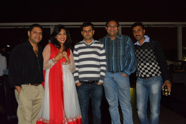 BHARATE WRAP UP PARTY 03 copy
