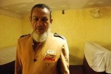 The man who's been serving at Shiraz for the last two decades