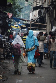 Bohri Muslims in North Kolkata
