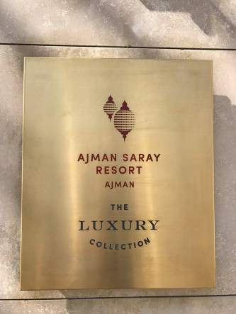 Ajman Saray, A Luxury Collection Hotel