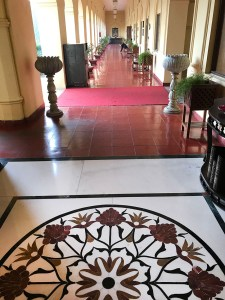 Grand Imperial Hotel in Agra