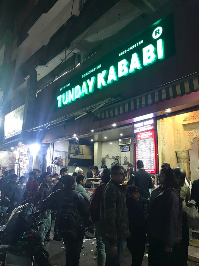 Tunday Kabab in Aminabad