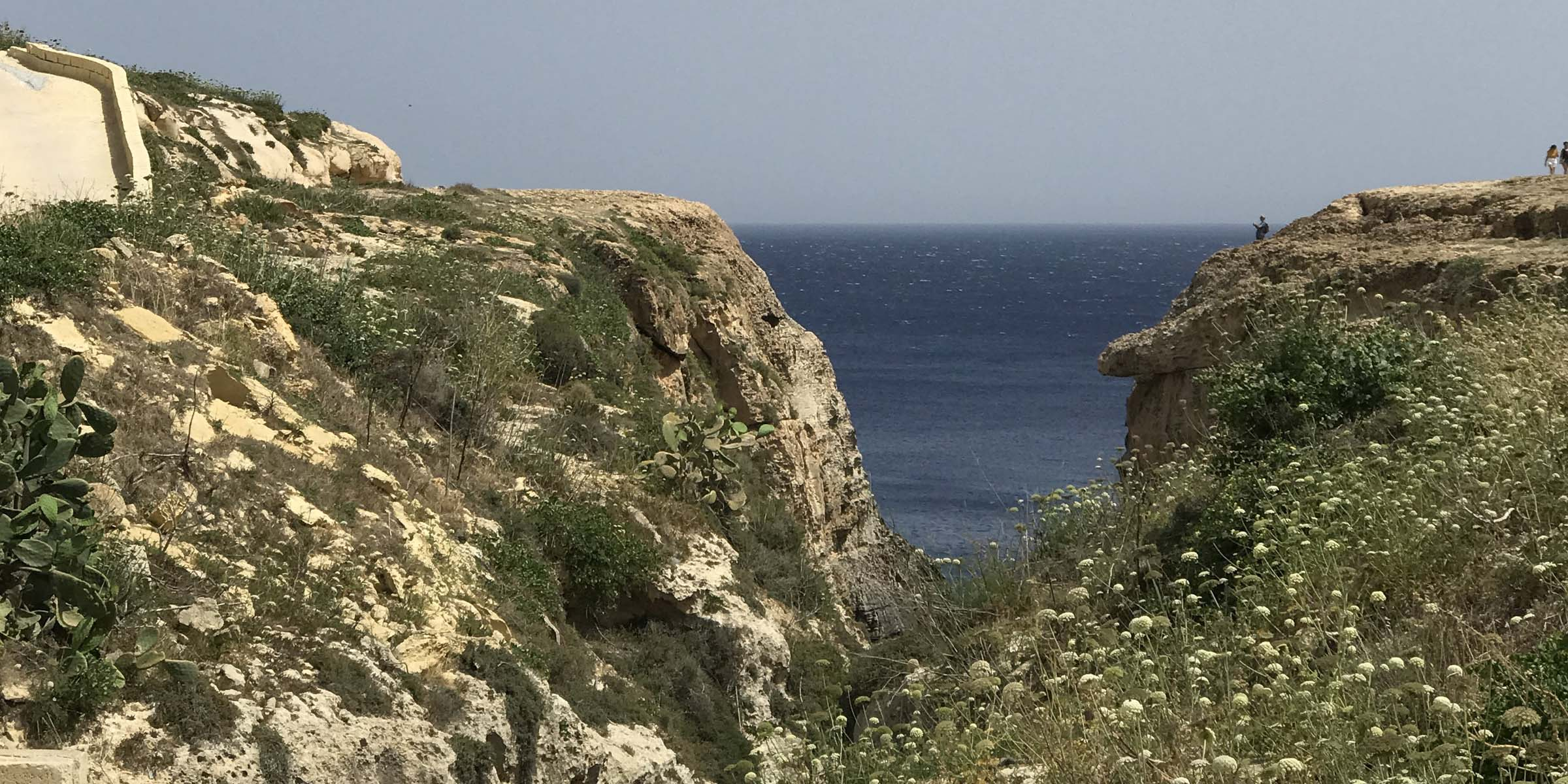 Island of Gozo in Malta