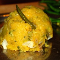 Kumro Bhaaté or Mashed Pumpkin Bengali Style And I Ask What The Heck Was Halloween?
