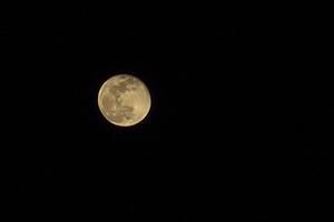 2001年02月09日19時31分ごろの札幌の月