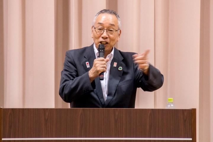 榎本政規 鶴岡市長