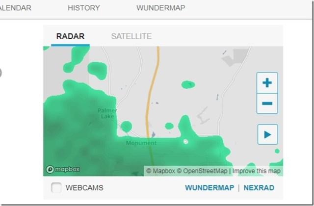 odd radar